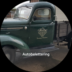 Martin Products Belettering - autobelettering